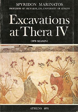 EXCAVATIONS AT THERA IV